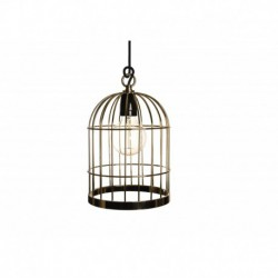 FilamentStyle Bird Cage Lampe à poser