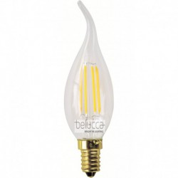 BELUCCA CANDLE TIP LED 3W 2700K E14