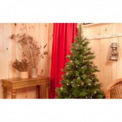 SPARKLE LIGHT LED 20m 9W guirlande de Noël animée blanc froid avec modulateur
