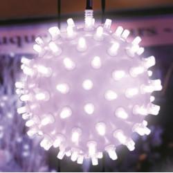 LIGHTBALL LED 30cm 7W boule lumineuse de Noël blanc froid
