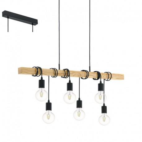 Luminaire en suspension Eglo Townshend