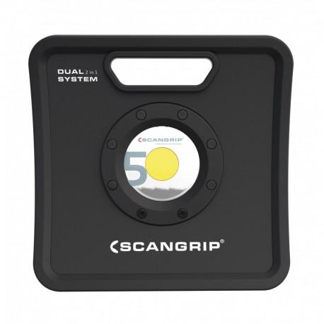 Projecteur portable rechargeable Scangrip Nova 5K C+R