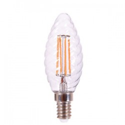 BELUCCA TWIST LED 4W 2700K E14 DIM