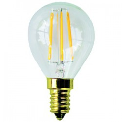 BELUCCA CLASSIC A45 LED 4W 2700K E14 DIM - BC_FILCL454WD