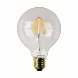 BELUCCA GLOBE A95 LED 6,5W 2700K E27
