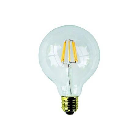 BELUCCA GLOBE A125 LED 6,5W 2700K E27 - BC_FILGL1256W