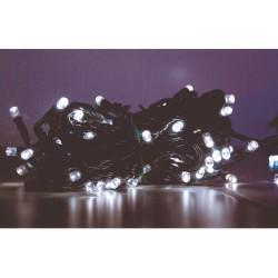 SPARKLE LIGHT LED 8m 3W blanc froid - modulateur