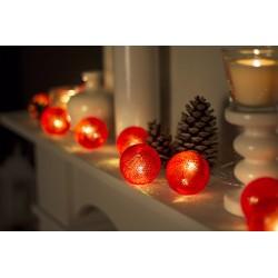PARTY LIGHT LED guirlande de Noël blanc chaud