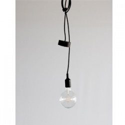 Suspension Belucca Pendula Silicon noir