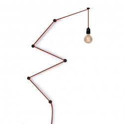 FilamentStyle Snake Lamp Suspension