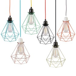 FilamentStyle Diamond 1 Lampe à poser