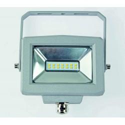 AS-Schwabe projecteur LED 10W 4000K Slim Line extérieur