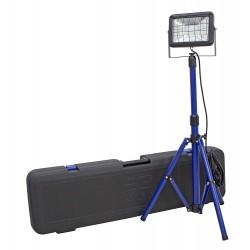 As-Schwabe 46404 -  projecteur led - vue de face - avec coffret