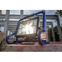AS-Schwabe projecteur de chantier LED 50W 4000K IP44 pour extérieur