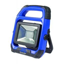 As Schwabe 46491 - projecteur portatif LED sur accu 10W 4000K 850lm IP54 - présentation
