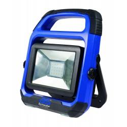 As Schwabe 46492 - projecteur portatif LED sur accu 20W 4000K 1700lm IP54 - présentation
