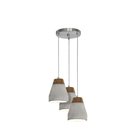 Eglo Tarega suspension - réf. 95526 -Luminaire suspension tendance - vue de face