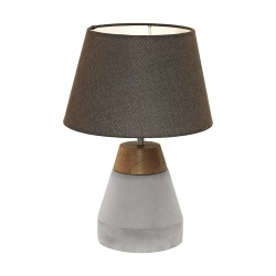 Eglo Tarega lampe de table - réf. 95527 -Luminaire de table tendance - vue de face