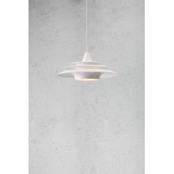 NORDLUX SATURN Lampe suspension blanche