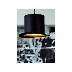 NOWODVORSKI HAT Lampe suspension noir