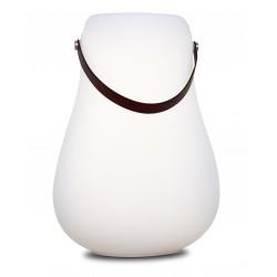 NORDIC D'LUXX FLOWERPOT XL LIGHT - référence ND 105865 - Lampe à poser extérieur rechargeable LED multifonction - présentation