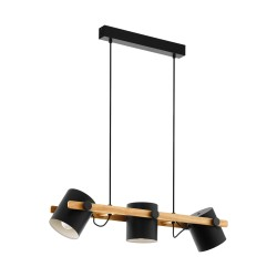 Luminaire en suspension EGLO HORNWOOD
