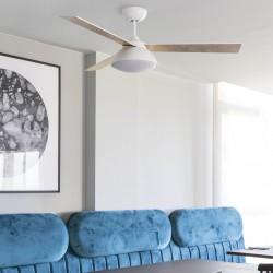 FARO RODAS LED Blanc Ventilateur de plafond