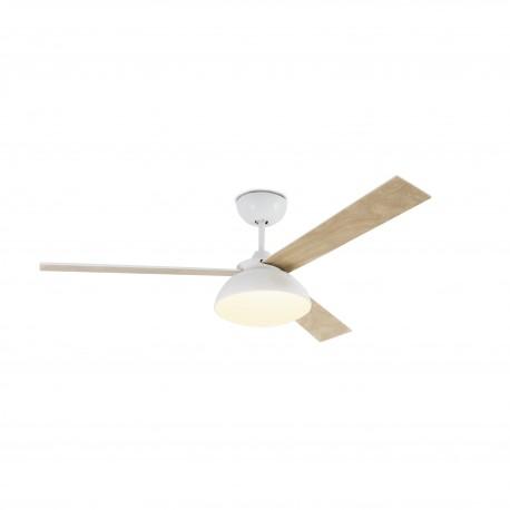 FARO RODAS LED ventilateur de plafond 335222 - côté bois