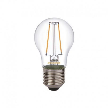 SYLVANIA Lampe LED ToLEDo RT Ball 2,5W Claire 250lm E27 SL