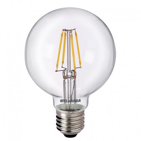 SYLVANIA Lampe LED  ToLEDo RT G80 4W Claire 470lm E27 SL