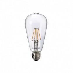 SYLVANIA Lampe LED ToLEDo RT ST64 CL 4W Claire 470lm E27 SL