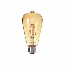 SYLVANIA Lampe LED ToLEDo RT ST64 Golden 4W 400lm E27 SL