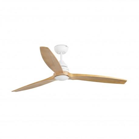 FARO ALO LED Blanc Ventilateur de plafond - réf. 33727 - vue de face