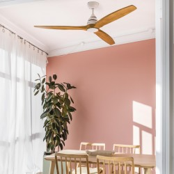 FARO ALO LED Blanc Ventilateur de plafond