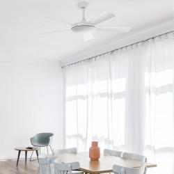 FARO SAONA LED Blanc Ventilateur de plafond