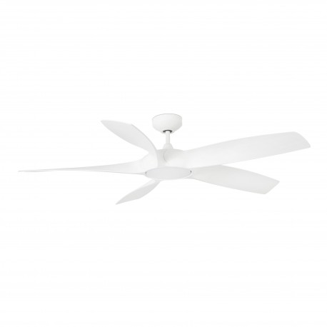 FARO ALO LED Blanc Ventilateur de plafond - réf. 33548- vue de face