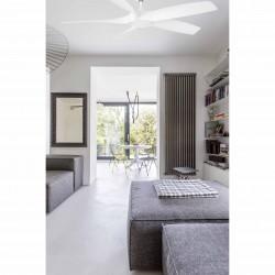 FARO COCOS LED Blanc Ventilateur de plafond