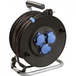 Enrouleur de câble 25m IP44 As-Schwabe 810128