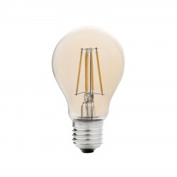 FARO Ampoule LED AMBRE A60 E27 4W 2200K
