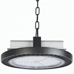 Eiko HighBay - Luminaire LED professionnel 80W 135lm/w - vue de côté bis
