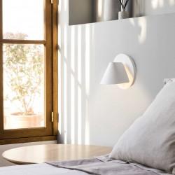Lampe applique blanche FARO NOON