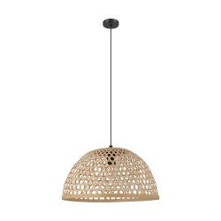 Luminaire en suspension Eglo Claverdon Ø 49,5cm