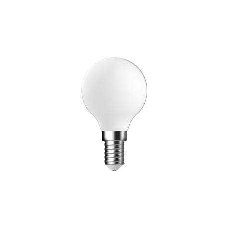 Ampoule sphère LED G45 2,5W E14 2700K Milky - 5182014121