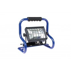 Projecteur de chantier 20W LED As Schwabe 46426 - vue de face
