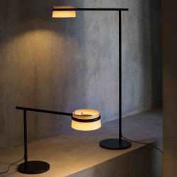 Lampe de table Faro Loop LED