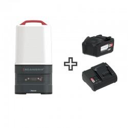 Projecteur portable LED Scangrip Area CAS - 03.6132 - vue de face