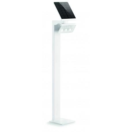 STEINEL Lampe à détection XSolar GL-S blanc