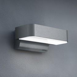 STEINEL Lampe à détection L 800 LED iHF argent