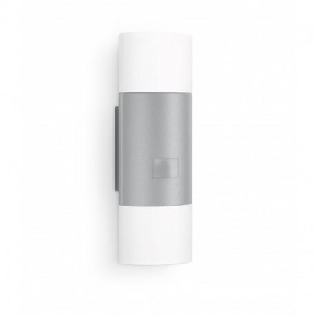 STEINEL Lampe à détection L 910 LED argent