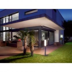 STEINEL GL 60 LED inox lampe à détection pour jardin
